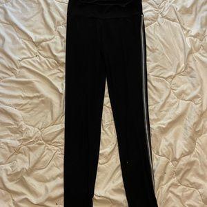 black Ardene leggings, size medium